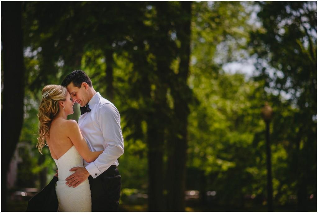 Sergio and Karen - Montreal Backyard Wedding