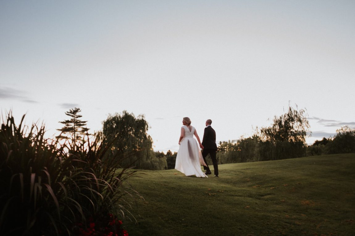 Ola & Gabrielle - Mirage Golf Club Wedding