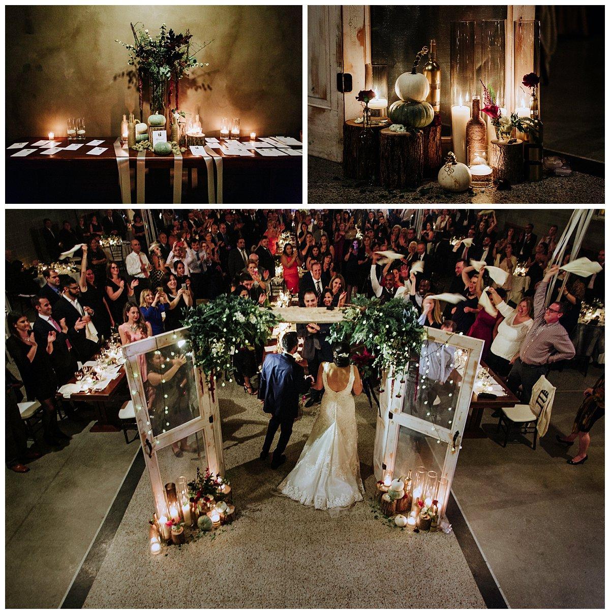 AUBERGE L'ABBAYE D'OKA wedding