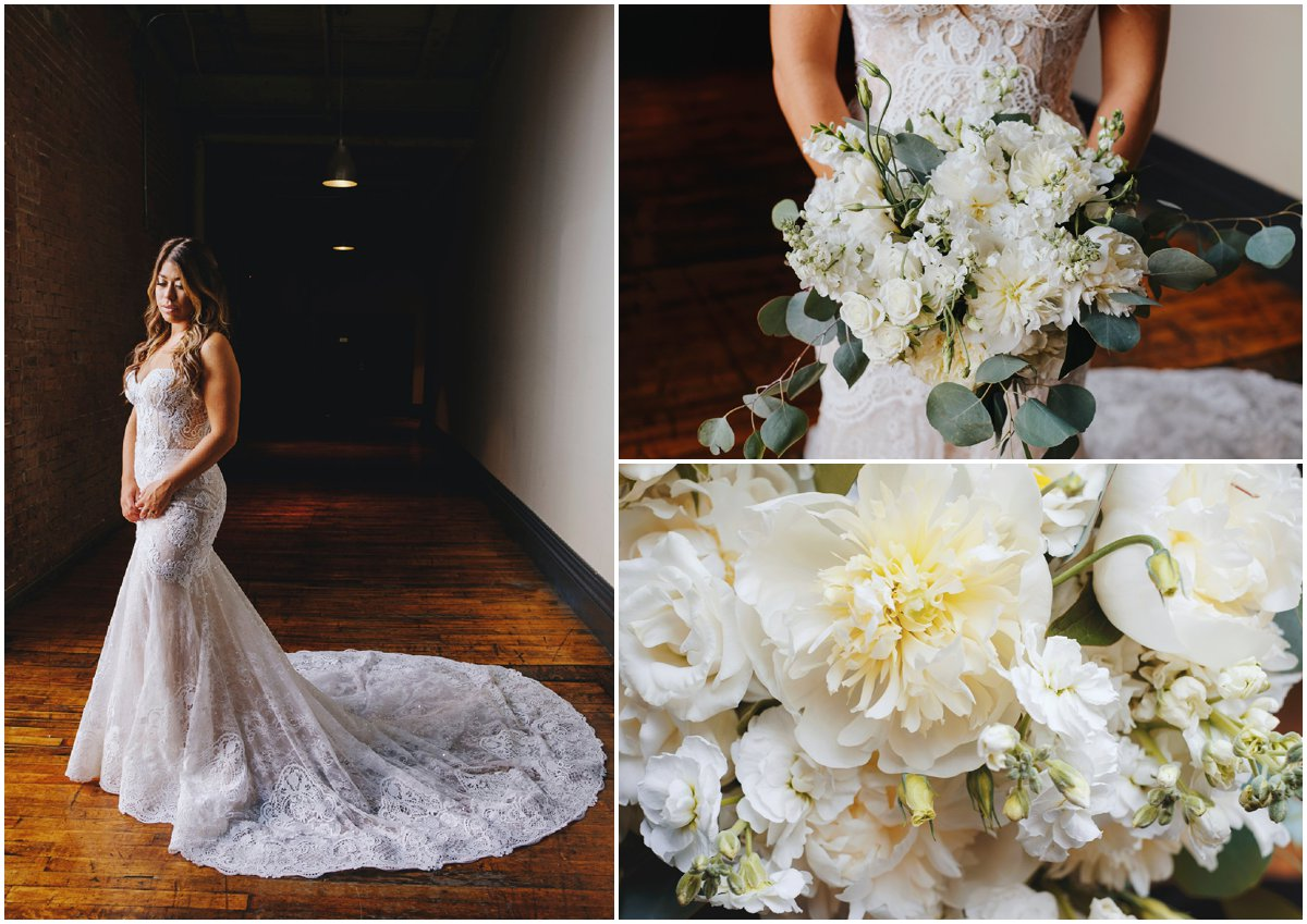 Hannah morrison wedding