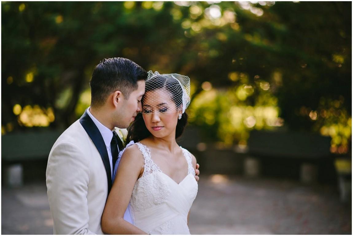 Melanie + Vinh - Theatre Paradoxe Wedding