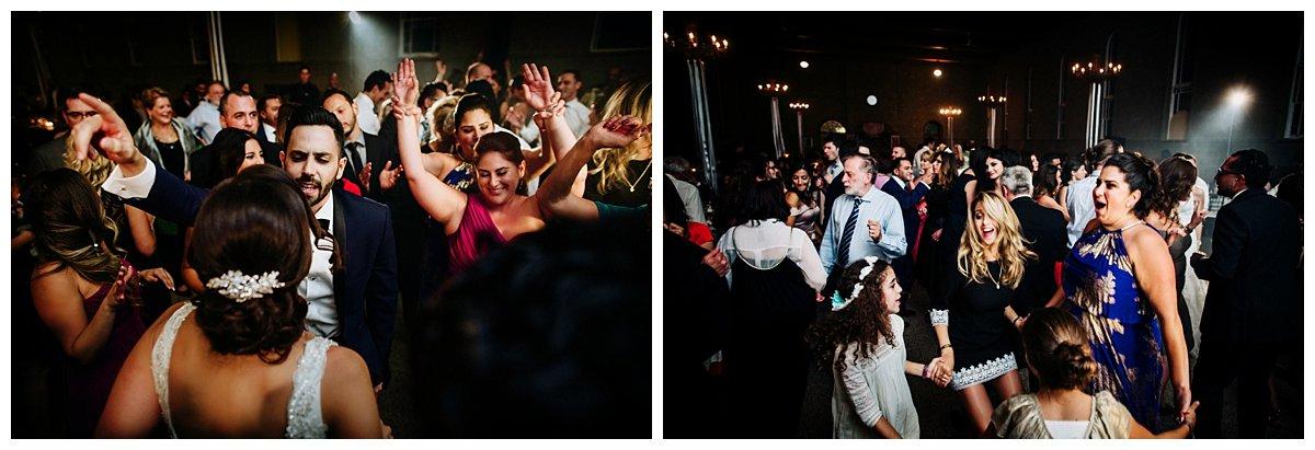 Montreal wedding party photos