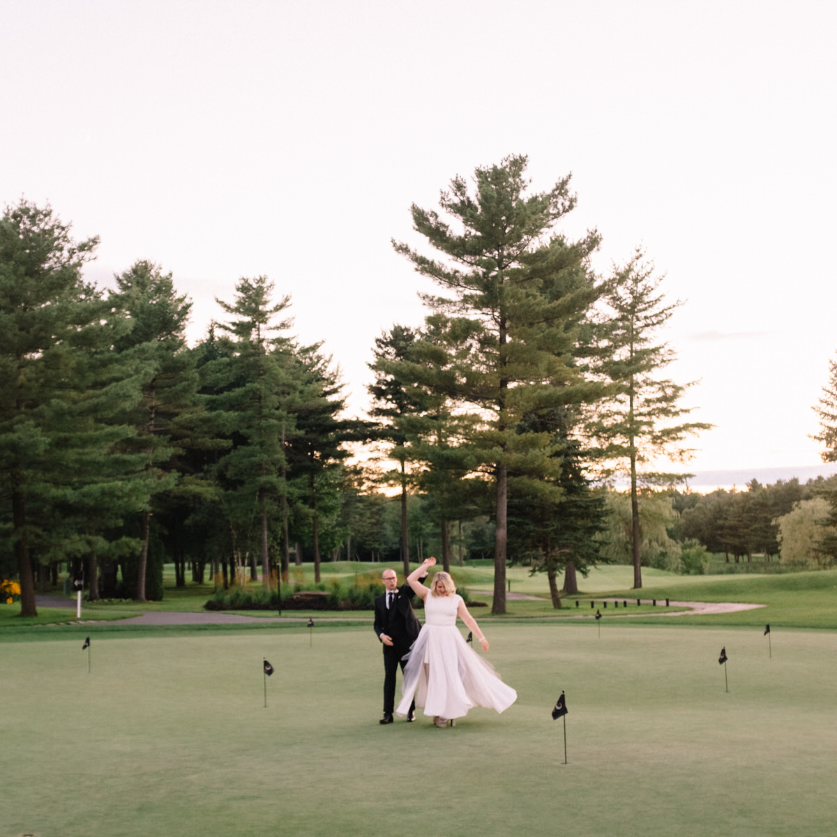 Montreal Mirage Golf Club Wedding_026