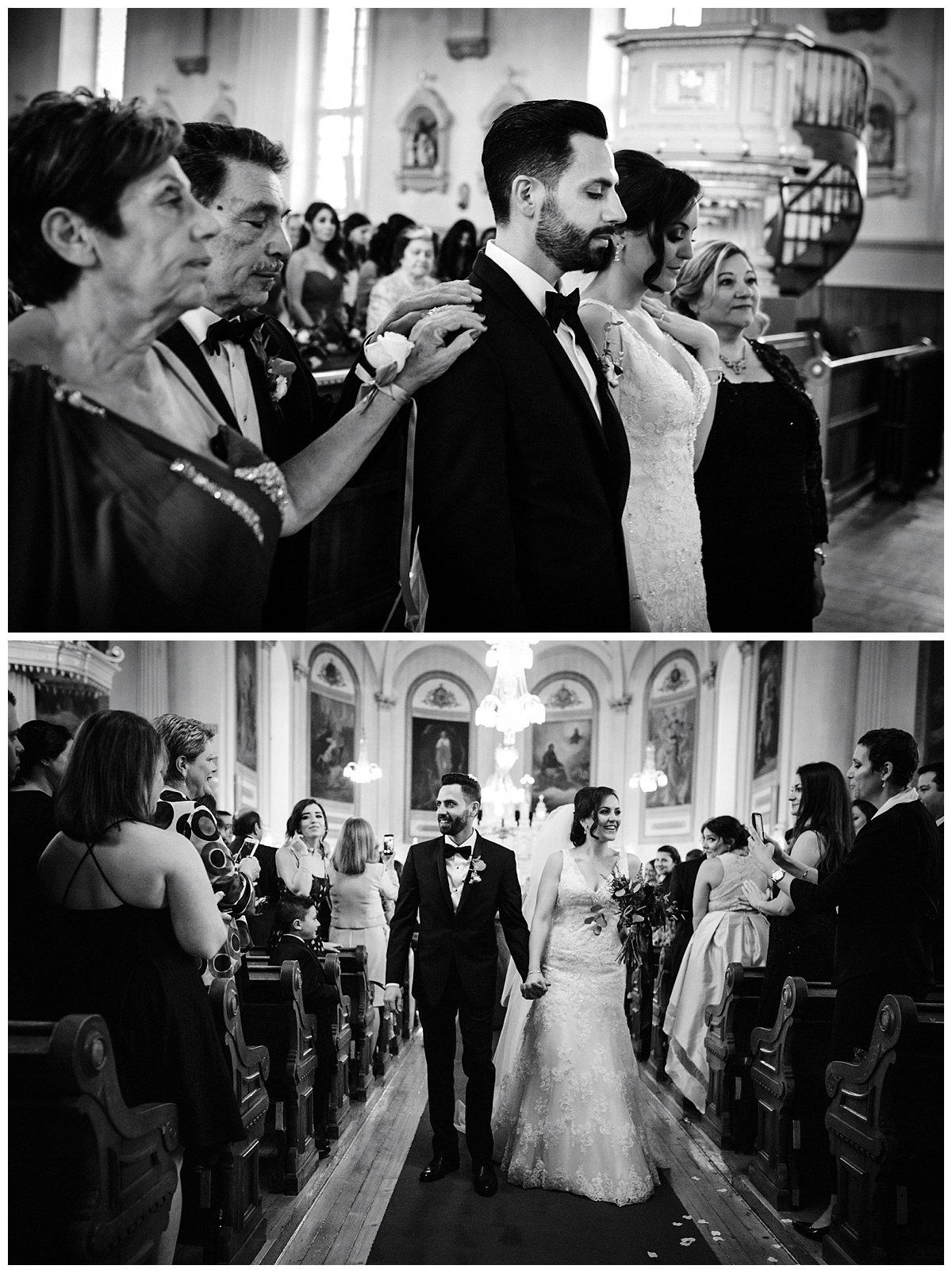 Église Saint-Eustache Wedding