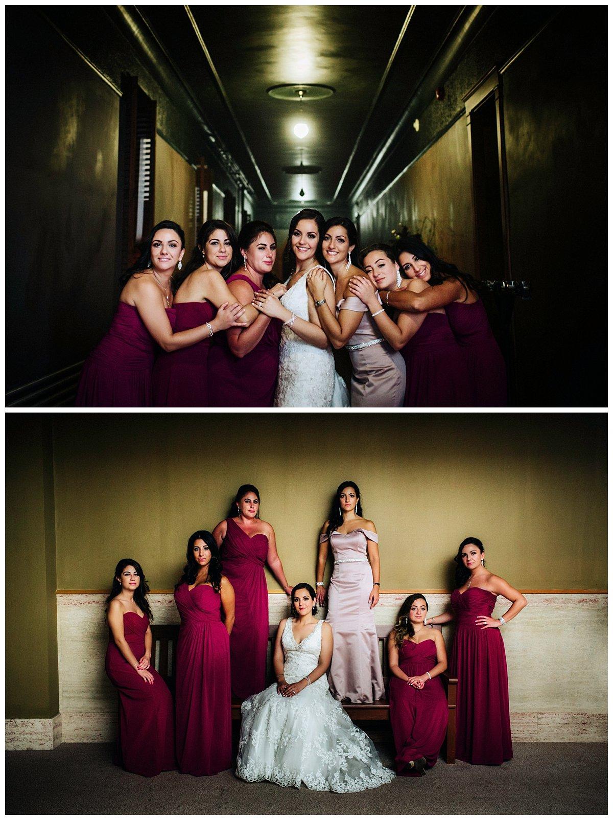 Montreal Bridesmaids Dresses