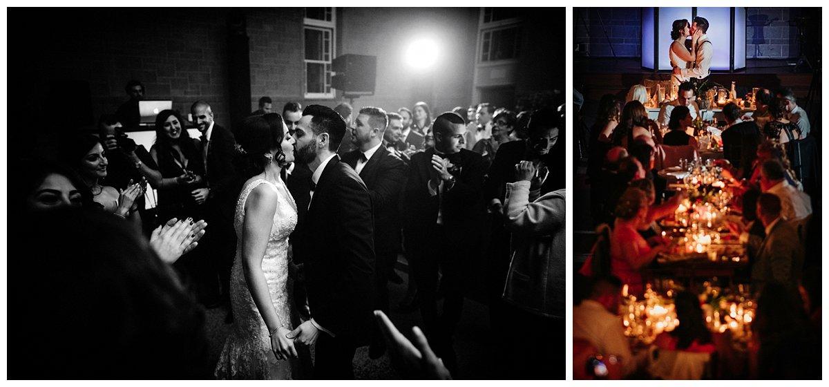 Documentary wedding photographers in Quebec