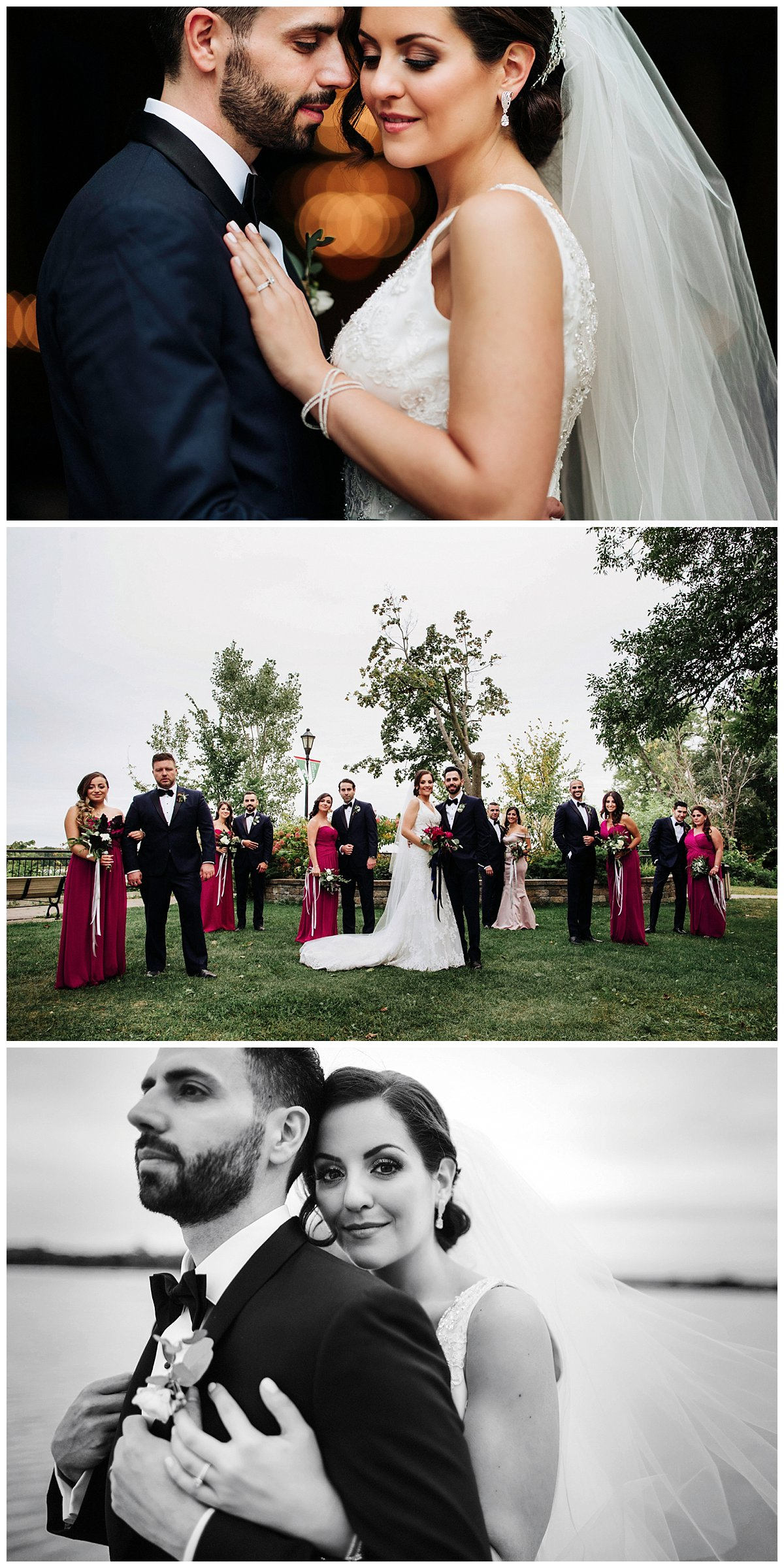stylish wedding photography montreal