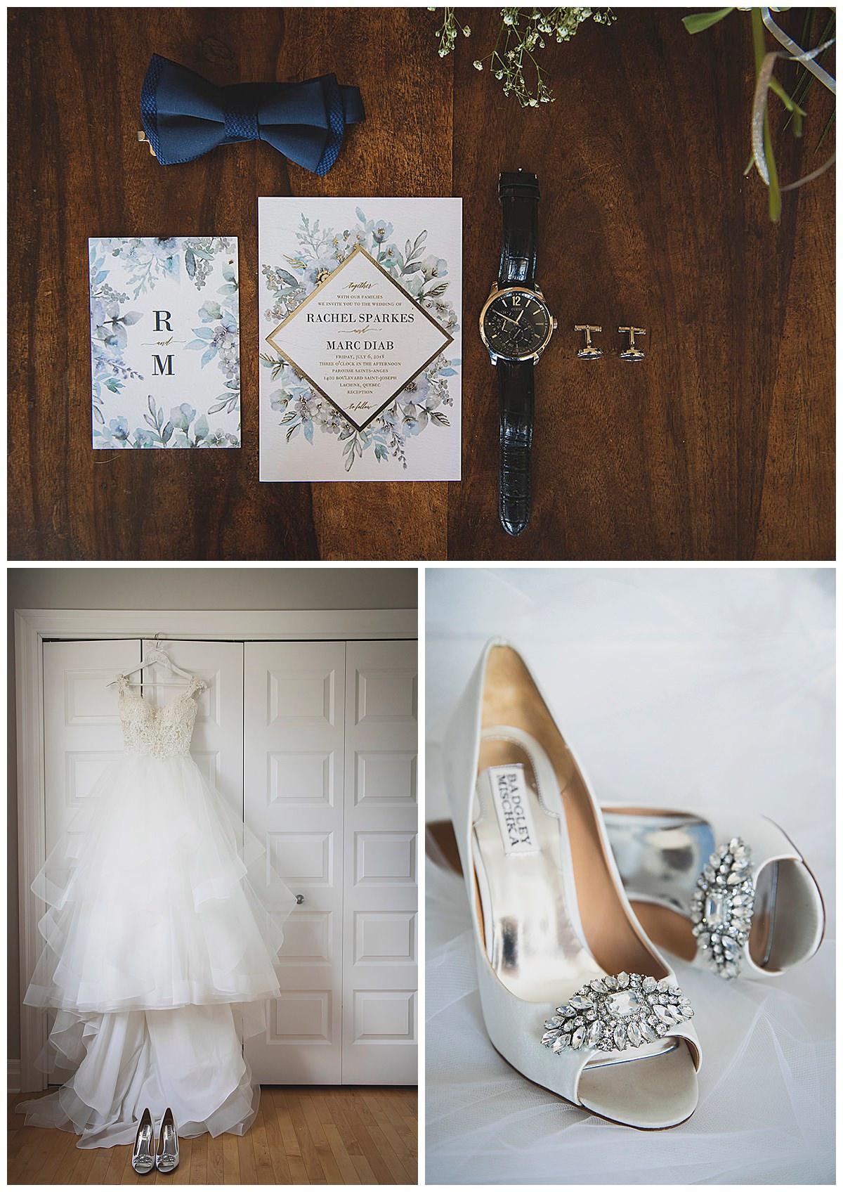 Theatre Paradoxe wedding details
