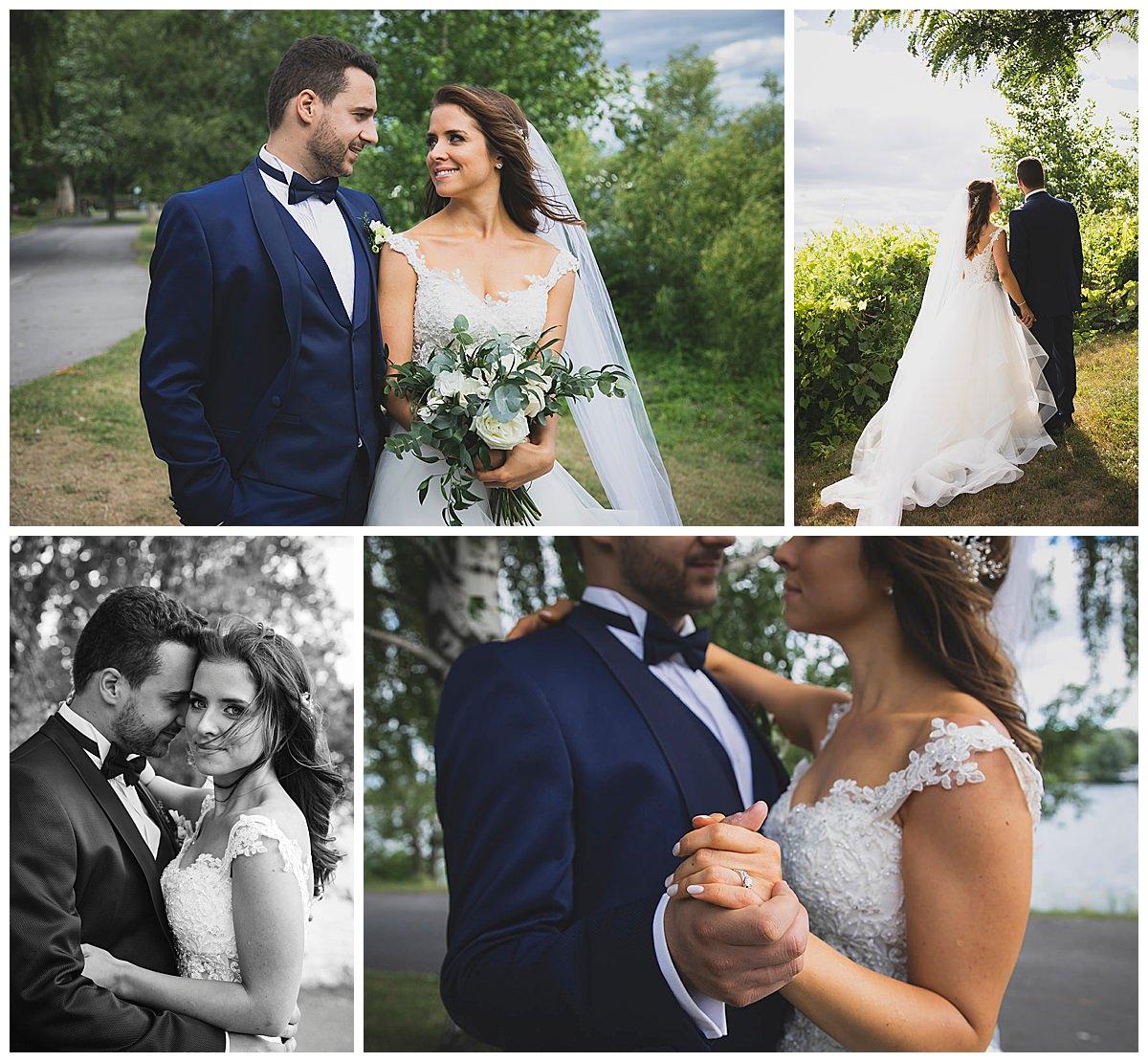 Paroisse Saints-Anges wedding photos