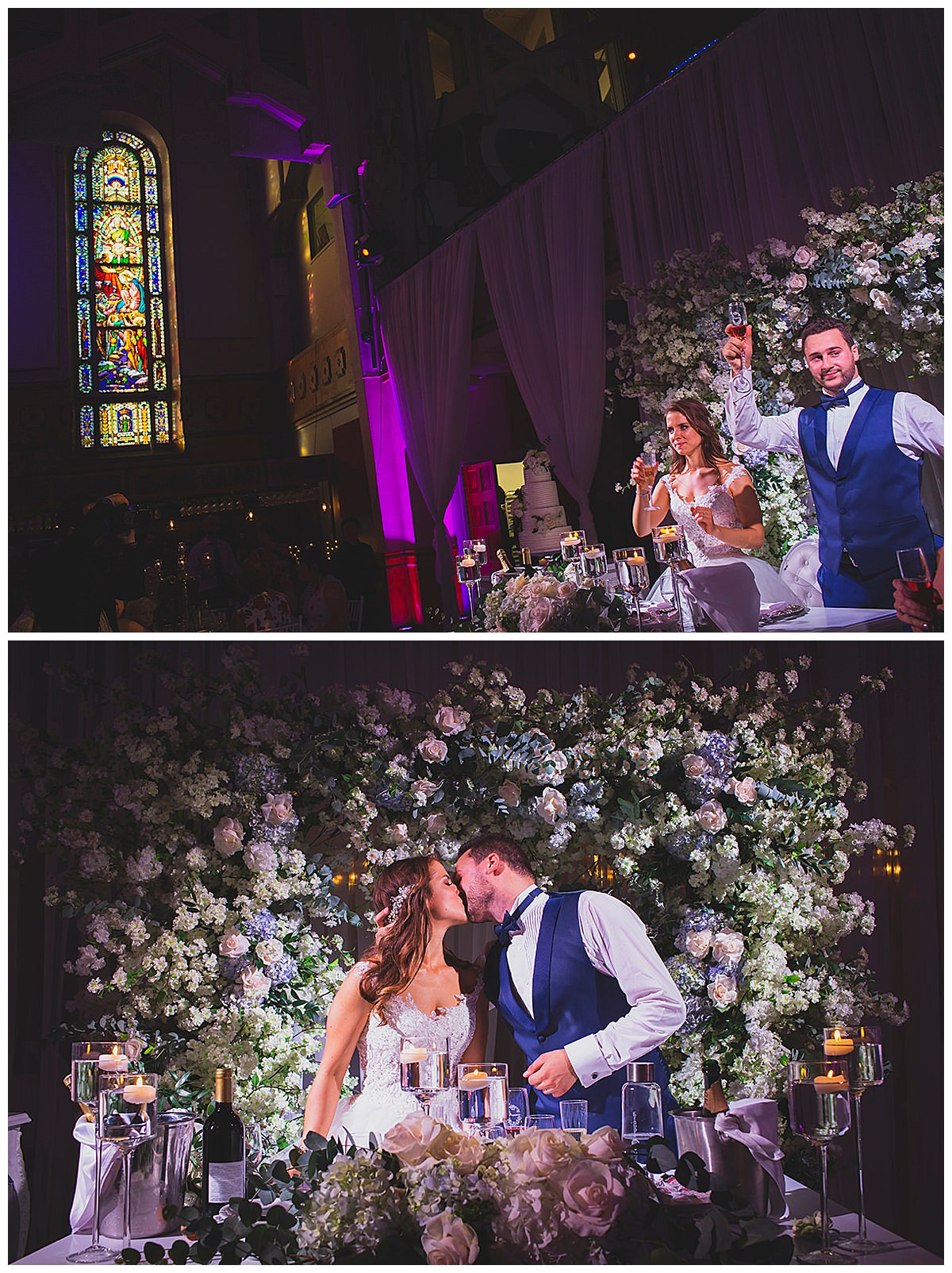 Theatre Paradoxe wedding photographer