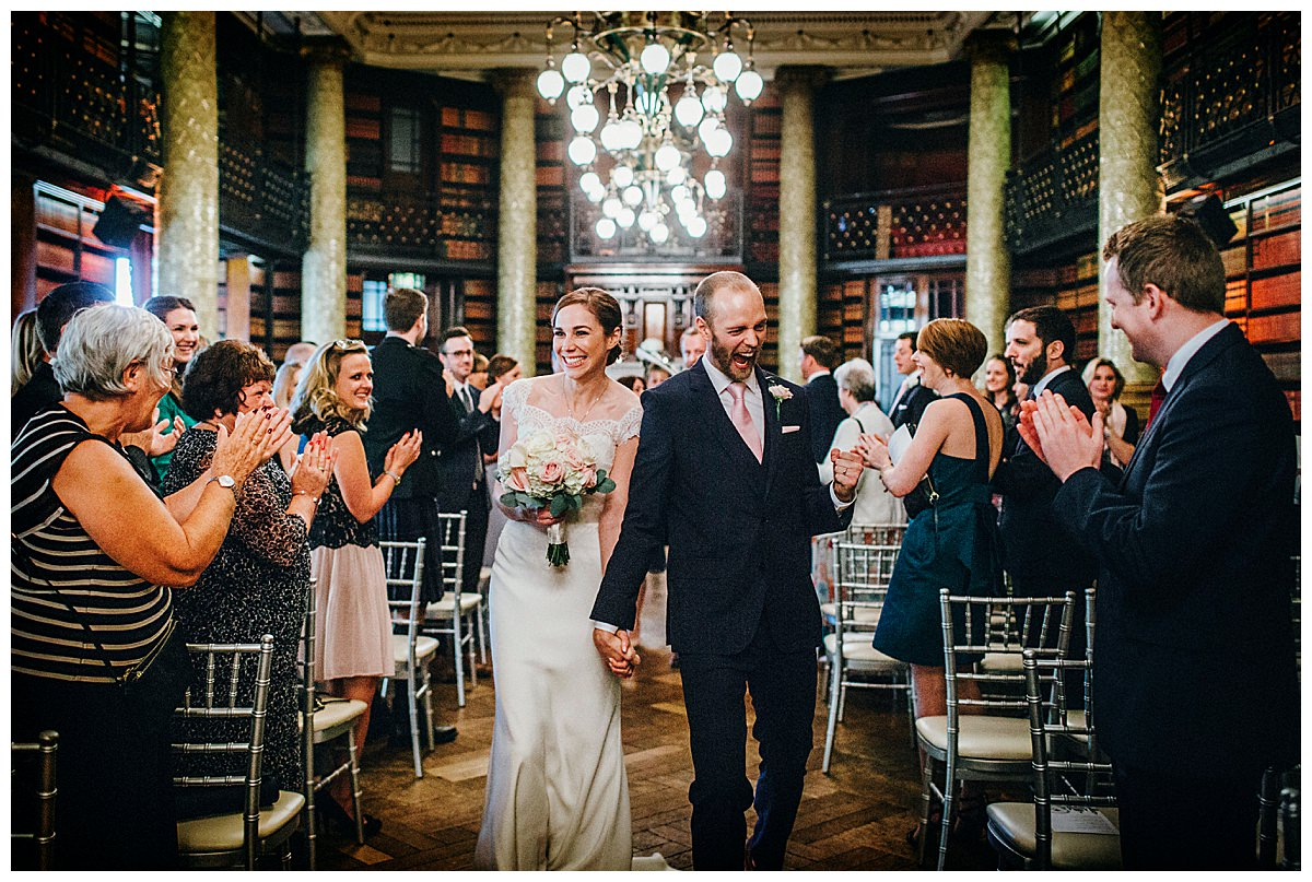 montreal wedding ceremony photo