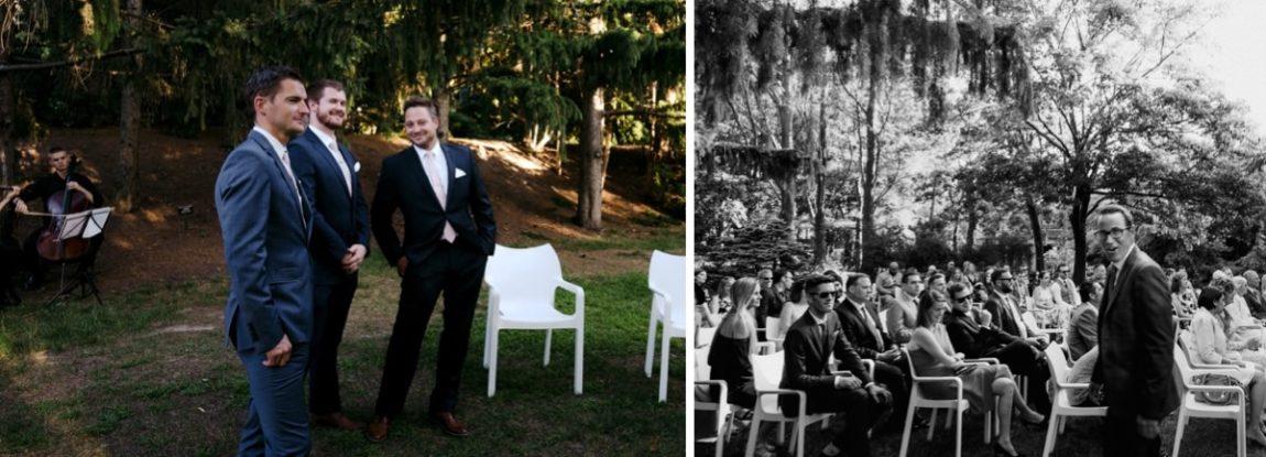 Pavillon de la Jamaique wedding photo