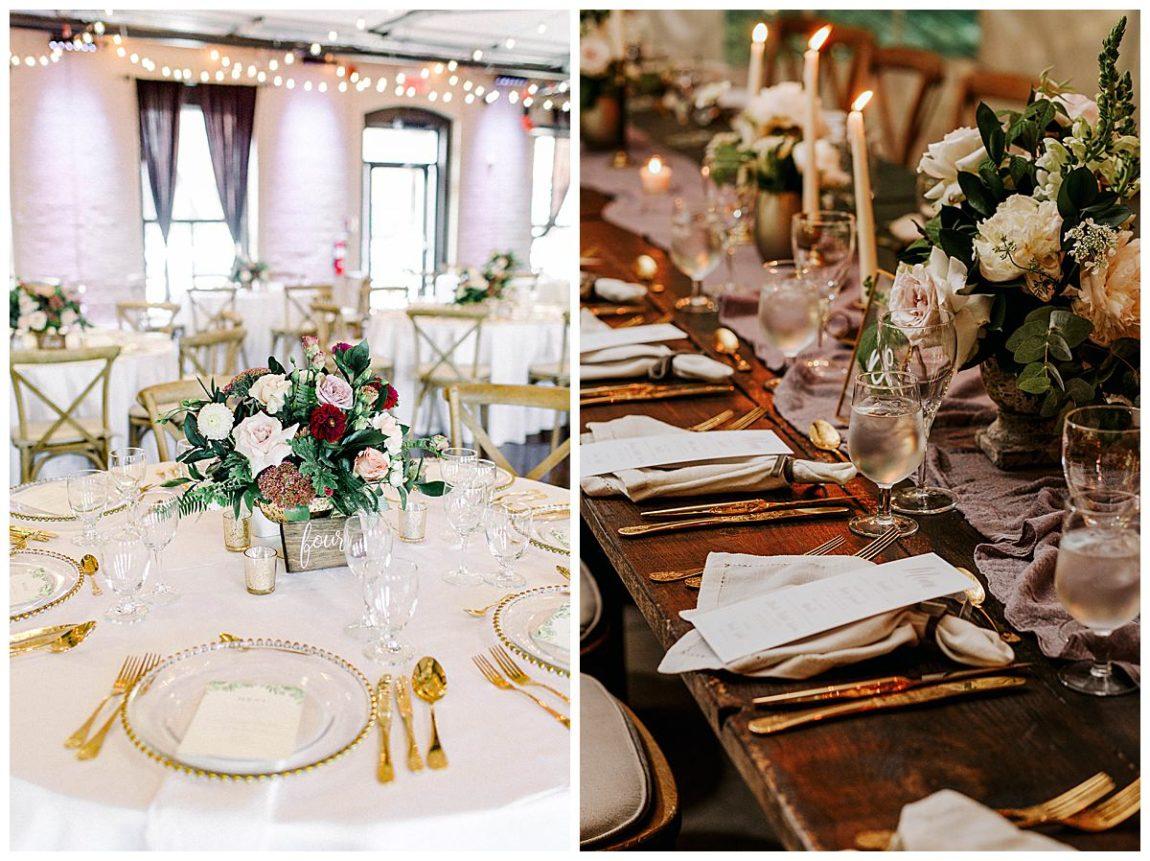Le Wedding Mill wedding decor Montreal