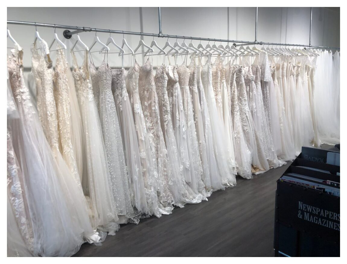 wedding dress shop in montreal